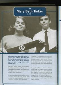 Mary Beth and John Tinker from the book 101 Changemakers: Rebels and Radicals Who Changed US History. (Used with Permission of Haymarket Books)