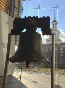 The Tinker Tour has been invited to launch its nationwide civics education bus tour from Independence Mall on Constitution Day this fall. [Liberty Bell with Independence Hall in background on Philadelphia's Independence Mall. Source: nps.gov]
