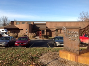 Unitarian Universalist Church TODAY