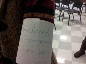 NCS reduced govt surveillance