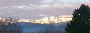 Greeted by spectacular beauty in Salt Lake City