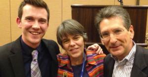 MB with Vaughn Hillyard & David Bodney
