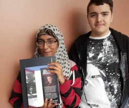 """Hutch Tech"" students, Fatiman & Basar, Buffalo, NY"